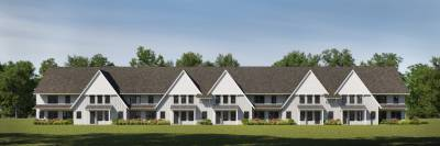 Owens Crossing Townhomes - Lot 49 - 1 Car, Interior Unit with Office